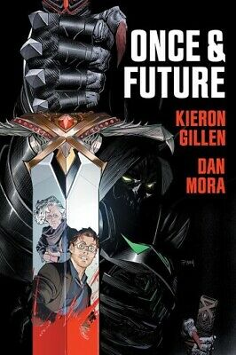 ONCE AND FUTURE #1 Boom First Print Hot New Comic Book Kieron Gillen NM!