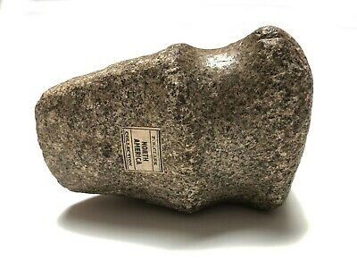 Ancient Native American Stone Axe | Late Archaic period, 4000-1500 BP