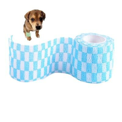 1pc Pet Bandage Non-woven Pet Medical Bandages Cat Dog Sports Wound Tape Wrap