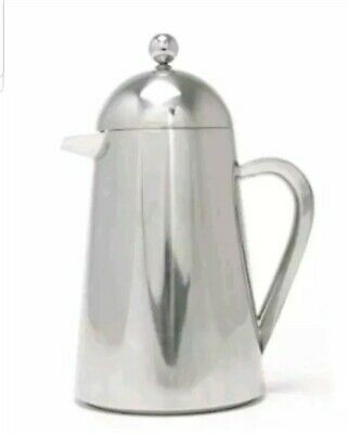 La Cafetiere Thermique Stainless Steel 8 Cup Coffee Press / Cafetiere - NEW
