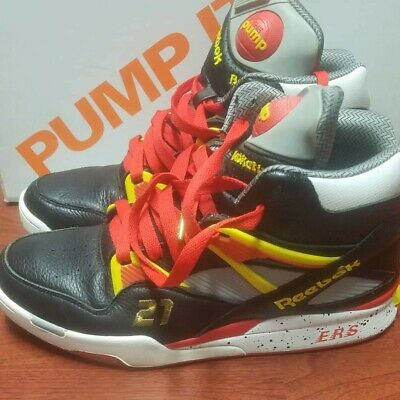 REEBOK PUMP OMNI Zone~Mens Boots~V54096~Trainers~SIZE UK 5.5