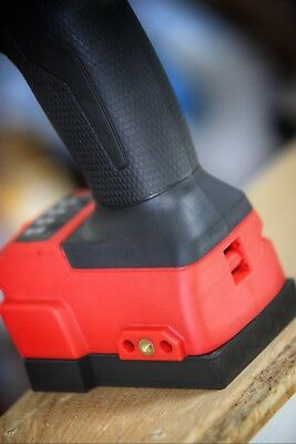 TOOL Mount Adapter Dock Holder for Milwaukee M18 M 18v