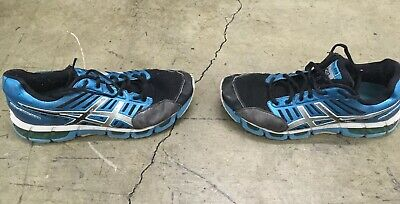 ASICS MENS GEL UNIFIRE Tr 3 Running Shoes Size 9 $25.00