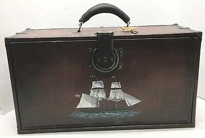 Eagle Lock Co 5 Drawer Machinist Tool Box With Key