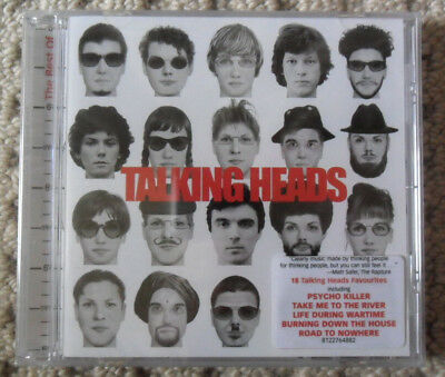 Talking Heads - The Best Of Talking Heads - CD ALBUM [NEW & SEALED]
