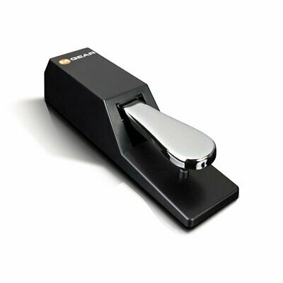 M-Audio SP-2   Universal Sustain Pedal with Piano Style Action for MIDI Keyboard