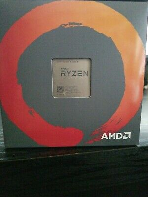 AMD Ryzen 2nd Gen 5 2600X - 4.2 GHz Six Core (YD260XBCM6IAF) Processor