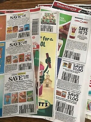Grocery Coupons. Expiration 9/15 and later