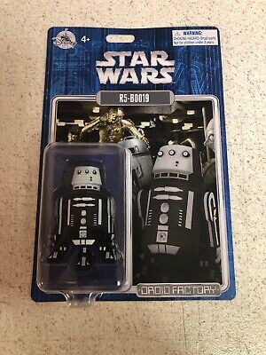 Disney Parks Star Wars R5-B0019 Halloween Holiday Droid Factory New with Box