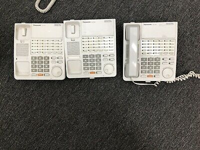 Panasonic Business Phone LOT KX-T7425, KX-T7230, KX-T7220, KX-T7433, KX-T7440,