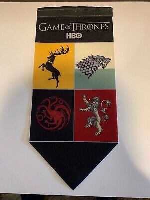 Game Of Thrones Rare Hbo Promo Banner