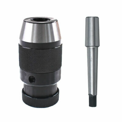 Chuck Drill Chuck Taper Tail Alloy + 45 steel CNC Metalworking Replacement