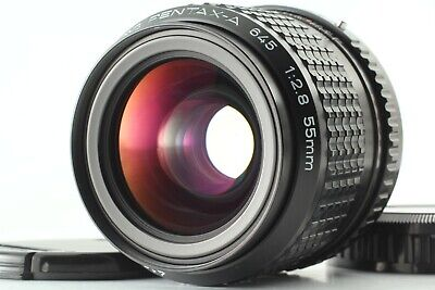 【MINT】 SMC Pentax-A 645 55mm F/2.8 Wide Angle MF Lens for 645N NII from JAPAN