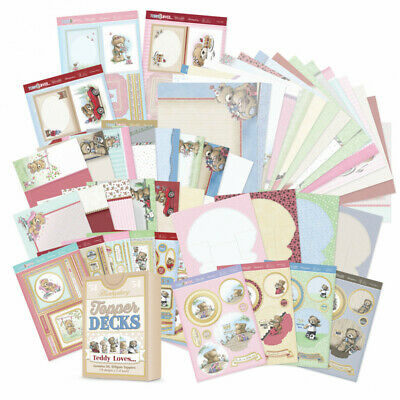 Hunkydory - Teddy Loves... Complete Collection - TEDLOVEBUND