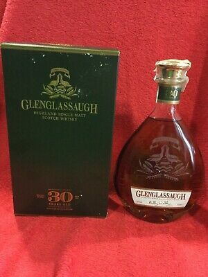 Whisky Glenglassaugh 30 years Highland Single Malt límited edition