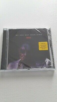 Slipknot - We Are Not Your Kind : Cd (Brand New & Sealed 2019)