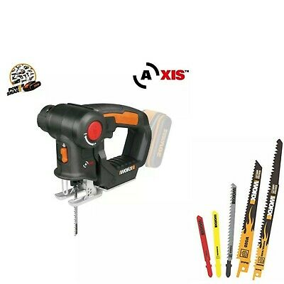 WORX WX550.9 18V (20V MAX) AXIS Multi-Purpose Saw - BODY ONLY