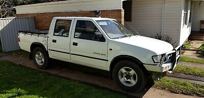 2000 Holden Rodeo 4x4