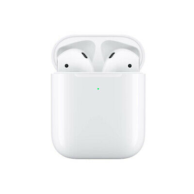 Apple AirPods 2nd Generation with Wireless Charging Case .Apple Warranty 100% Gn