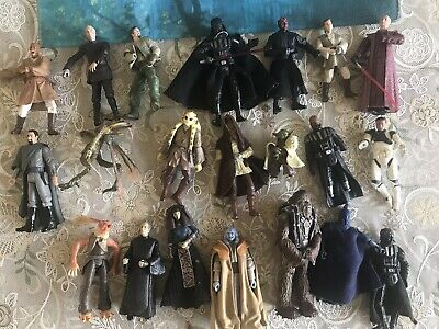 star wars figures bundle