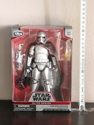Figurine Figure star wars elite series die cast captain phasma