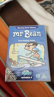 Mr Bean - The Animated Series Vol.4 (DVD, 2010) brand new and sealed