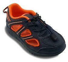 Cat and Jack Toddler Boys Leon Athletic Water Shoes Navy Orange Size 5/6