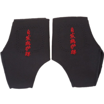 Embroidery Ankle Band Self-heating Magnetic Therapy Tourmaline Unisex Ankle Pads