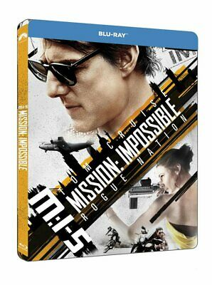 M:I-5 - Mission : Impossible - Rogue Nation [Édition SteelBook]