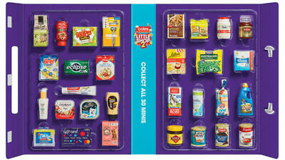 Coles Little Shop 2 Mini Minis Pick From List Cheapest Avail Free Post Full Set