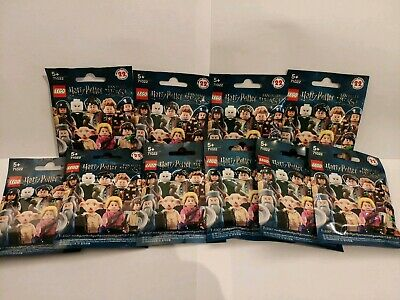 LEGO 71022 Minifigures Harry Potter and Fantastic Beasts limited edition 10 pack