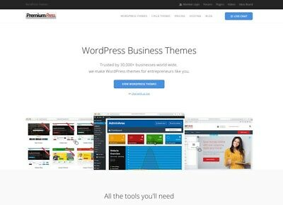 PREMIUM WORDPRESS WOOCOMMERCE plugins and themes - Lifetime