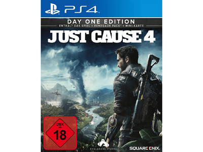Just Cause 4 Playstation 4 PS4 NEU & OVP