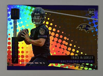 2019 Panini Unparalleled Base RC #266 Trace McSorley