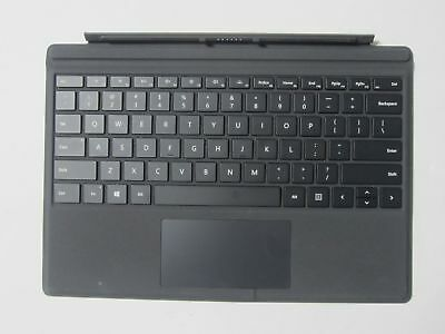 Microsoft Surface Pro Type Cover Black FMM-00001 NO PACKAGING Genuine