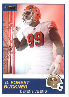 2019 Score NFL Football Card Singles You Pick (251-330) Buy 4 Get 2 FREE