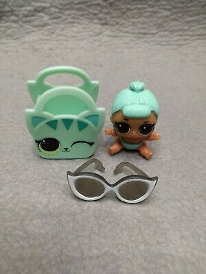 RETIRED RARE ORIGINAL LOL Surprise Dolls Series 2 Lil Troublemaker Sister MGA