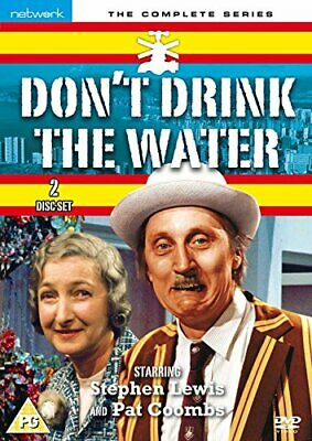 Dont Drink The Water  The Complete Series [DVD]