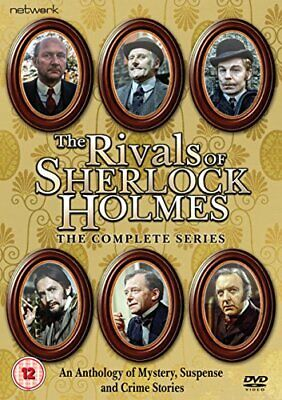 The Rivals Of Sherlock Holmes: The Complete Series [DVD]