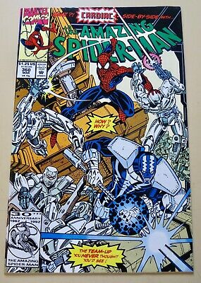 19-C0584: Amazing Spider-Man # 360, 1992, VF/NM- 9.0! See Promo 7 for 7!