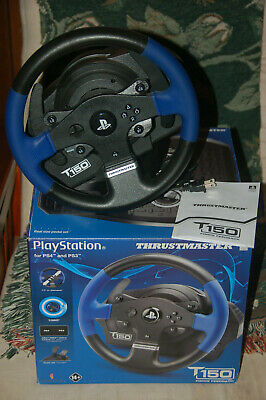 THRUSTMASTER FORCE FEEDBACK Racing Wheel & Pedals Set - PS3