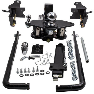 800LB Weight Distribution System -Tow Bars Hitch Caravan Load Leveller Anti Sway