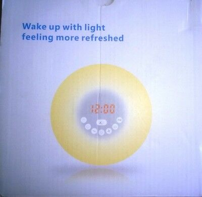 LED Wake up Light