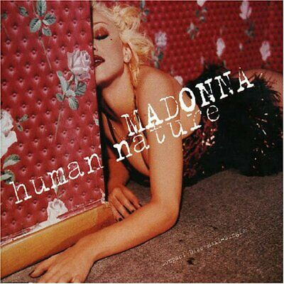 Madonna - Human Nature Remix Import Maxi-Single CD Single