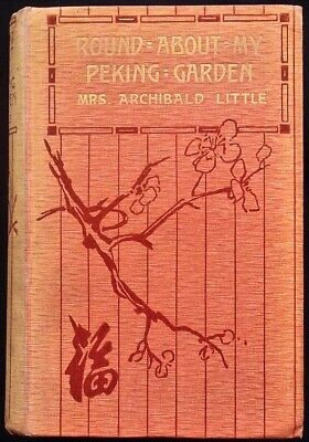 Rare 1905 China Life In China & Peking In Early C20Th. The Boxer Rebellion