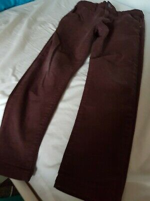 Boys Trousers Next Age10