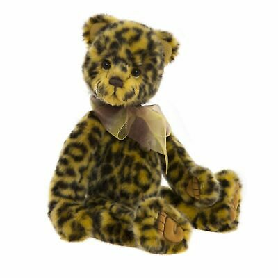 SPECIAL OFFER! 2018 Charlie Bears CHUTNEY (Brand new Stock) RRP £60