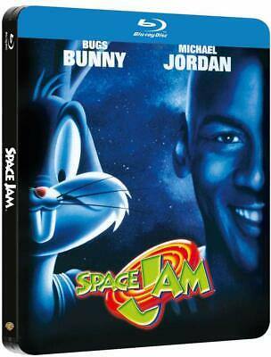 Space Jam (Blu-ray Steelbook) NEW / SEALED