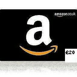 Amazon £20 Egift voucher