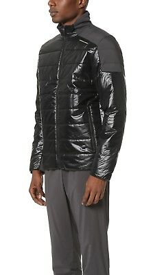 ADIDAS SHADOW LONG Down Coat AY4578 Padded Jacket Parka